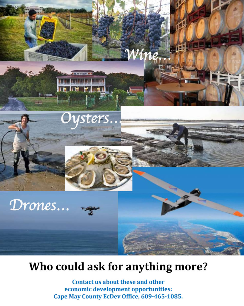 Committee and Team Members | Cape May County UAS Program