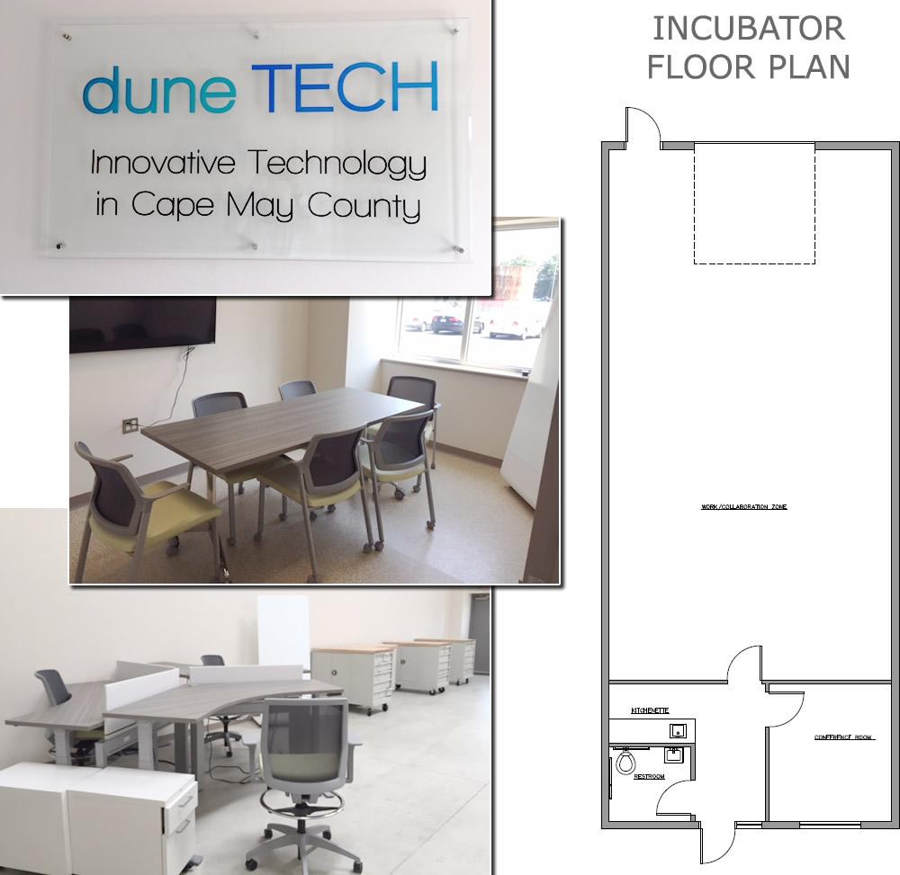 duneTECH Incubator